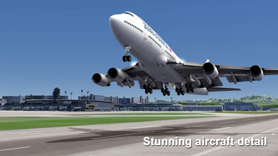 模拟航空飞行截图4
