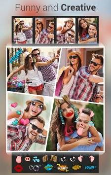 photo collage, image editor截图1