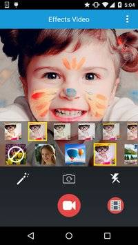Effects Video - Filters Camera截图2
