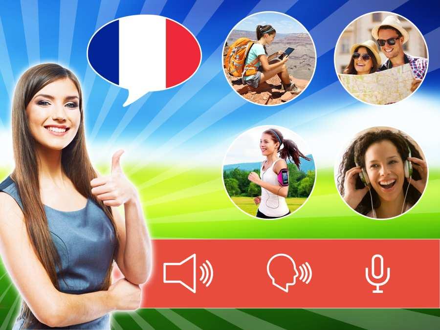 学法语,说法语:全新语言学习法,轻松成为法语达人!截图1
