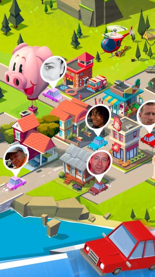 闲置城市建造者截图4
