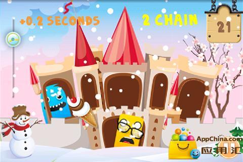 【免費益智App】冰淇淋大战怪物-APP點子