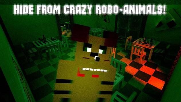 Nights at Cube Pizzeria 3D – 3截图6