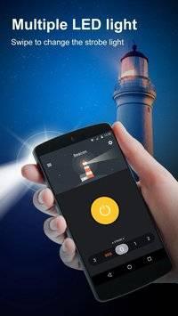 Beacon Flashlight--fastest LED截图0