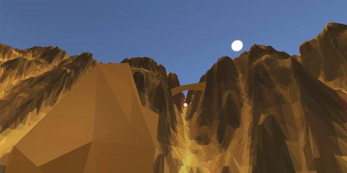Wingsuit VR - Canyon Flight截图2
