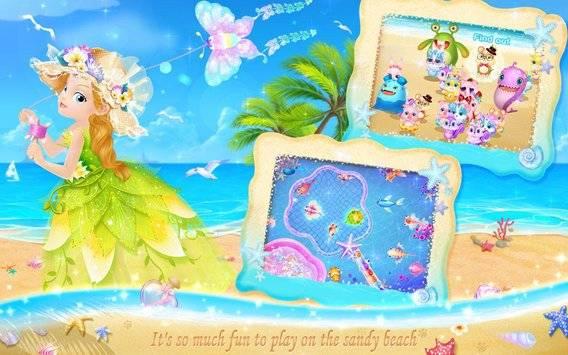 莉比小公主的完美沙滩之旅截图4
