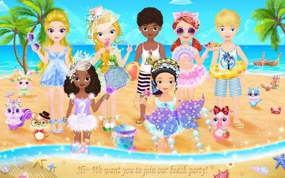 莉比小公主的完美沙滩之旅截图5