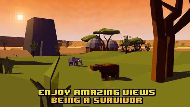 African Survival Simulator 3D截图4