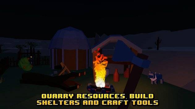 African Survival Simulator 3D截图7