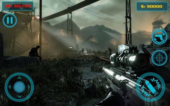 CS Sniper Killer截图5