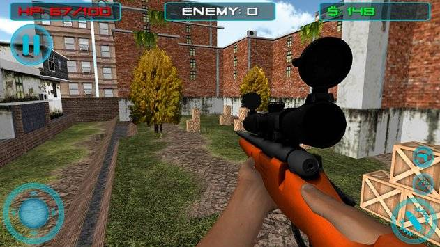 CS Sniper Killer截图7