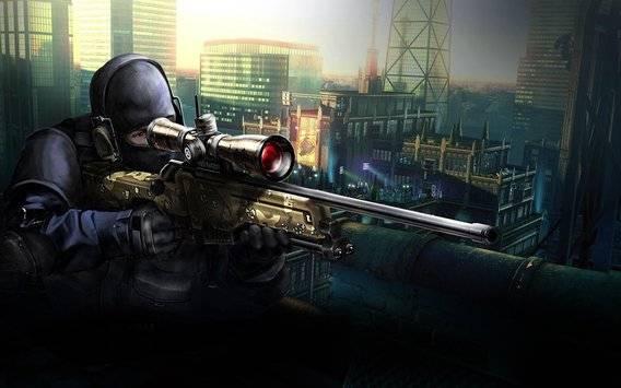CS Sniper Killer截图8