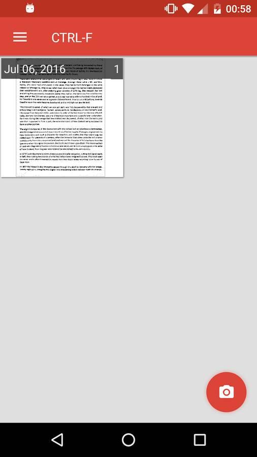 文档扫描搜索:MuPDF