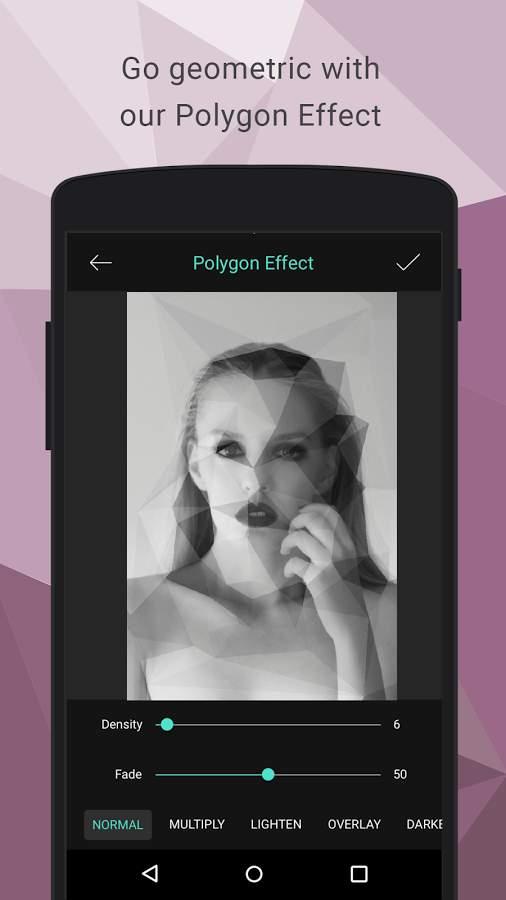 多边形效果:Polygon截图0