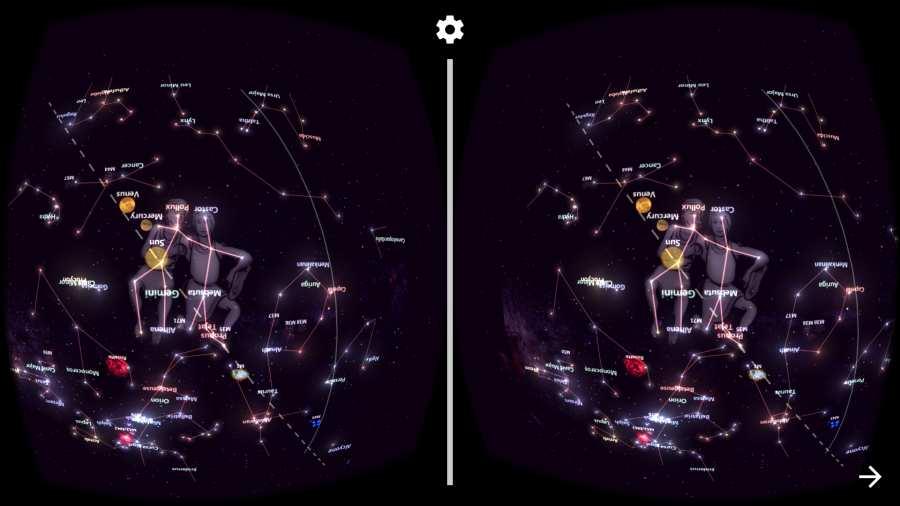 星象跟踪仪VR截图1