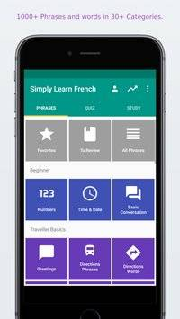 Simply Learn French截图7