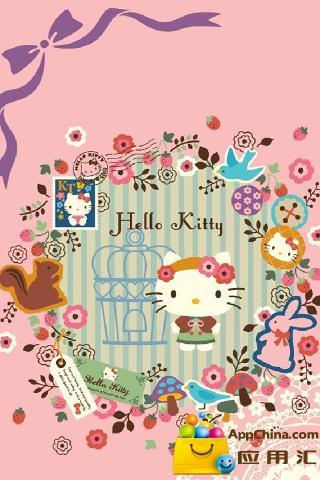 凯迪猫可爱壁纸
