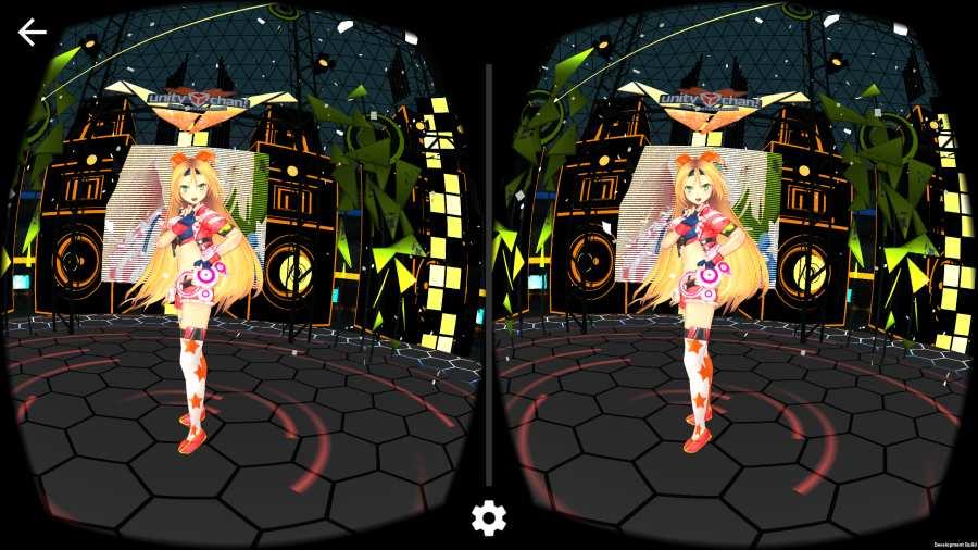 虚拟现实音乐会-Unity娘截图4