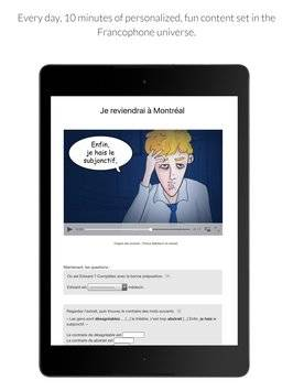 Learn French with Le Monde截图6