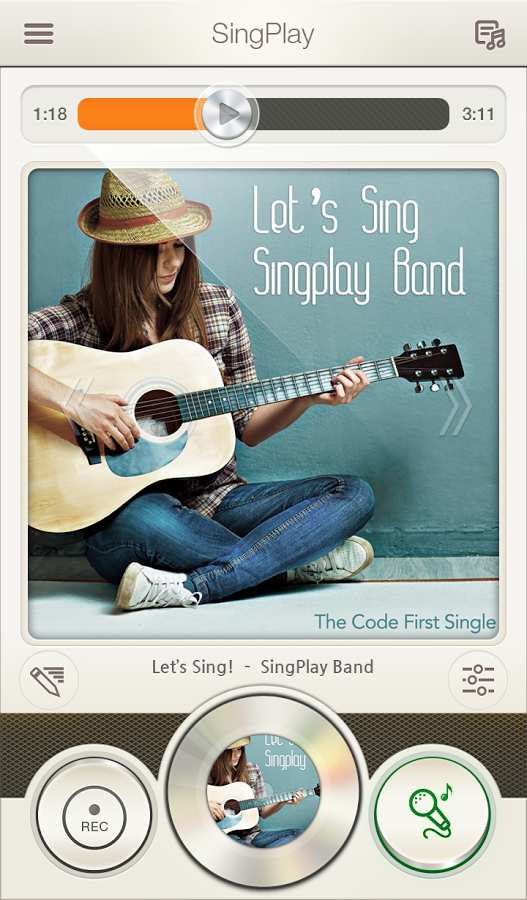 SingPlay无限K歌伴奏工厂截图3