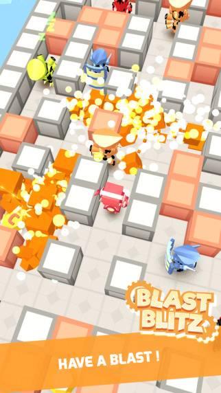 爆炸闪电战截图4