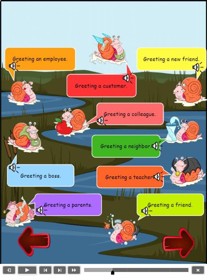 练习英语口语截图1