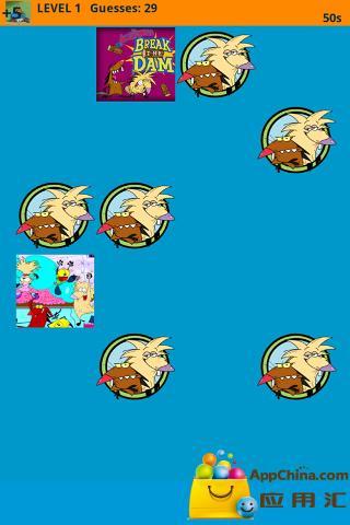 愤怒的海狸匹配游戏|玩益智App免費|玩APPs