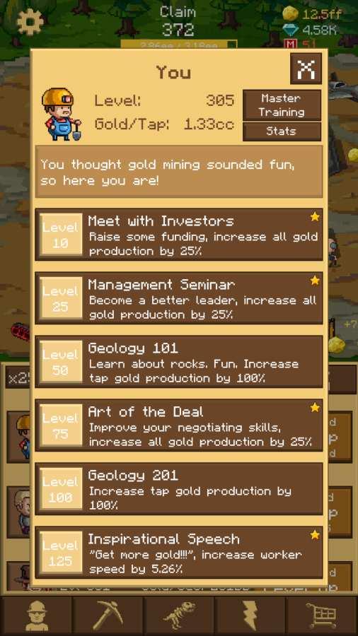 黄金矿工截图1