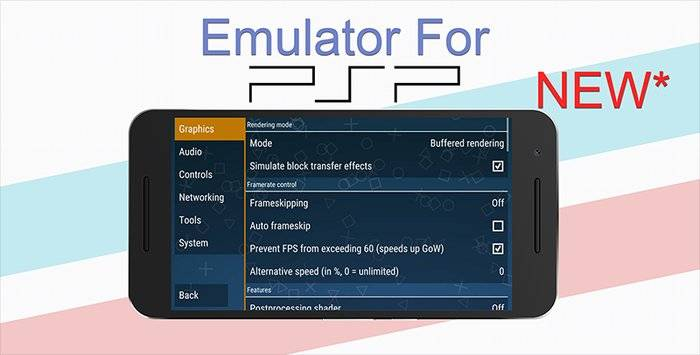 Emulator For PSP New截图0