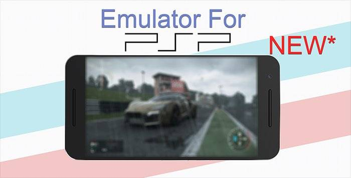 Emulator For PSP New截图1