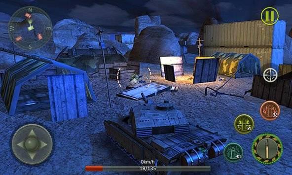 Tank Strike 3D截图4
