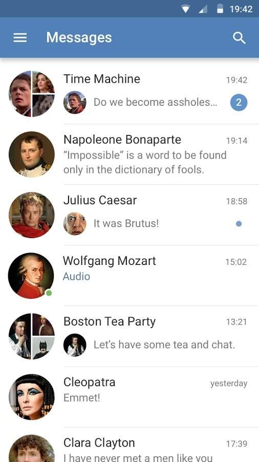 Vkontakte截图1