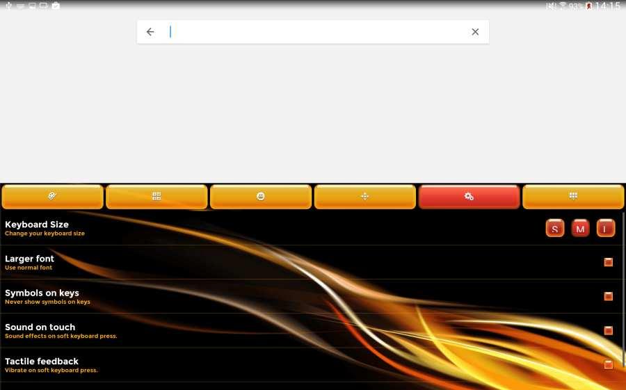 键盘加火焰截图3