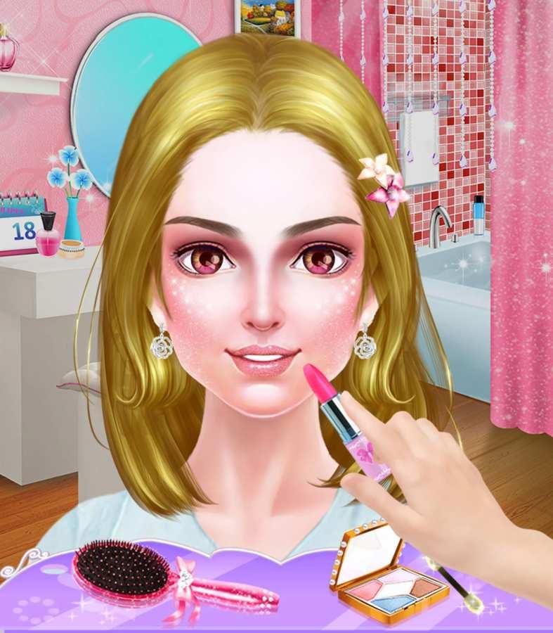 Dream Date Makeover: Girls Spa