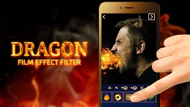 Dragon Film Effect Filter截图1