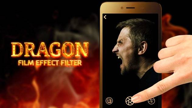Dragon Film Effect Filter截图8