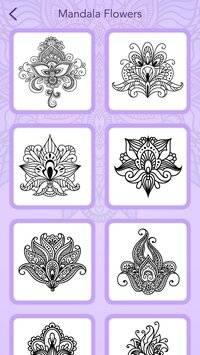 Mandala Coloring Book截图7