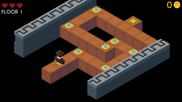 地牢陷阱3D截图1