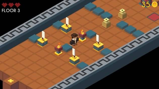 地牢陷阱3D截图2