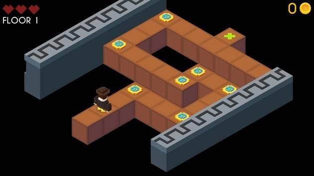 地牢陷阱3D截图4