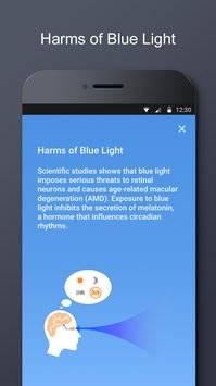 蓝光过滤器 - 护眼助手截图5