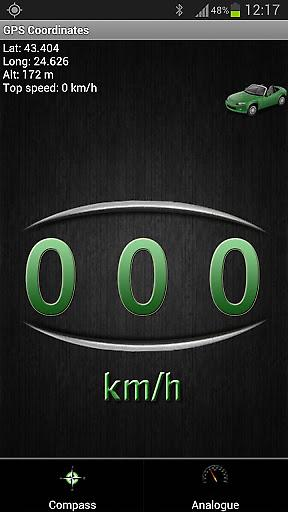 GPS Speedometer & Flashlight 生活 App-愛順發玩APP