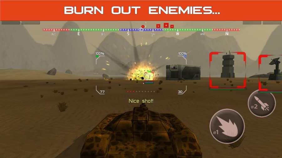 坦克战争:未来之战截图3