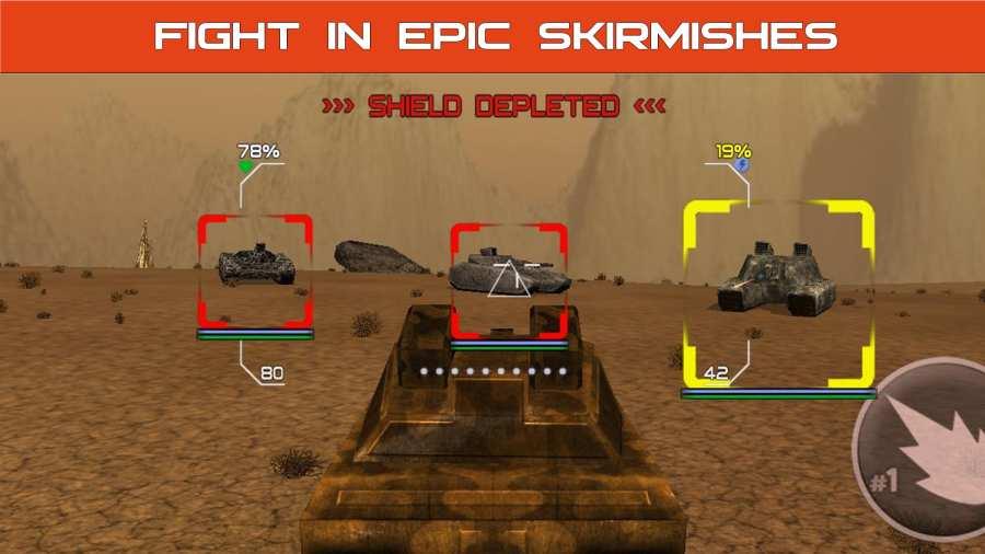 坦克战争:未来之战截图4