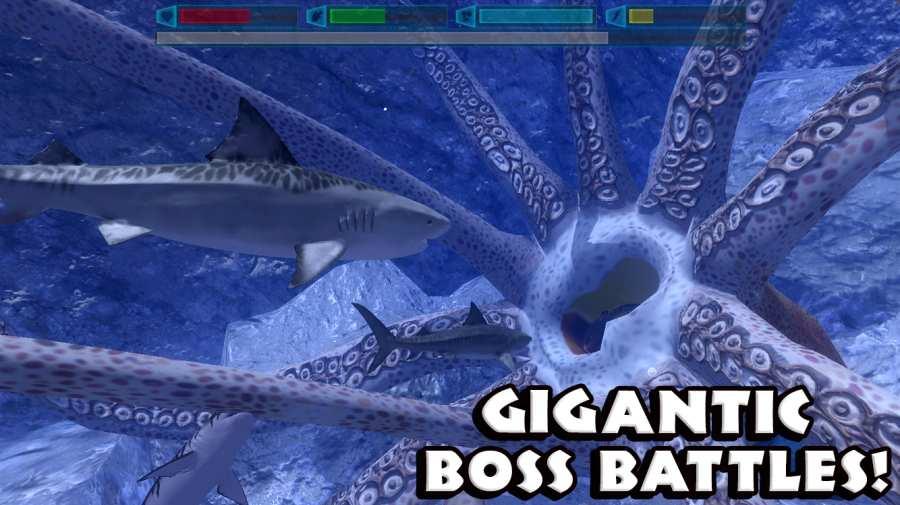 究极鲨鱼模拟截图1