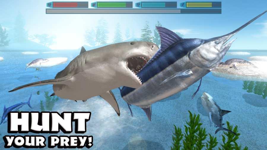 究极鲨鱼模拟截图2