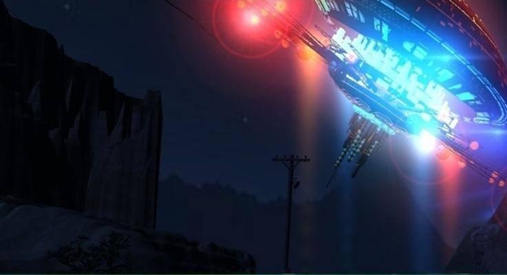 外星人接触VR截图1