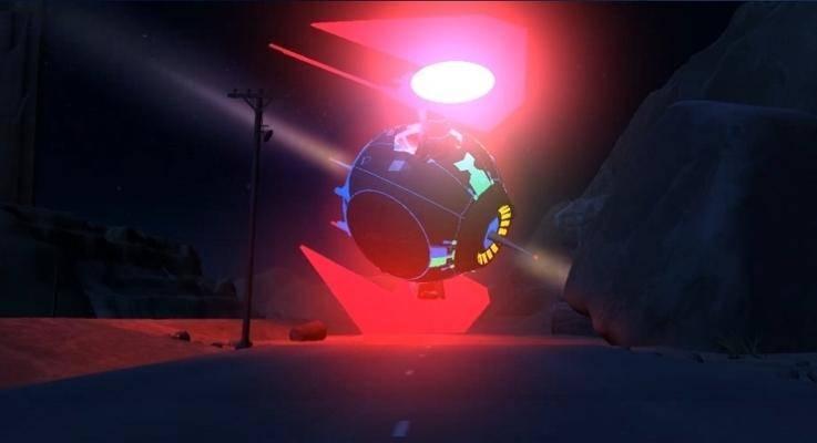 外星人接触VR截图3