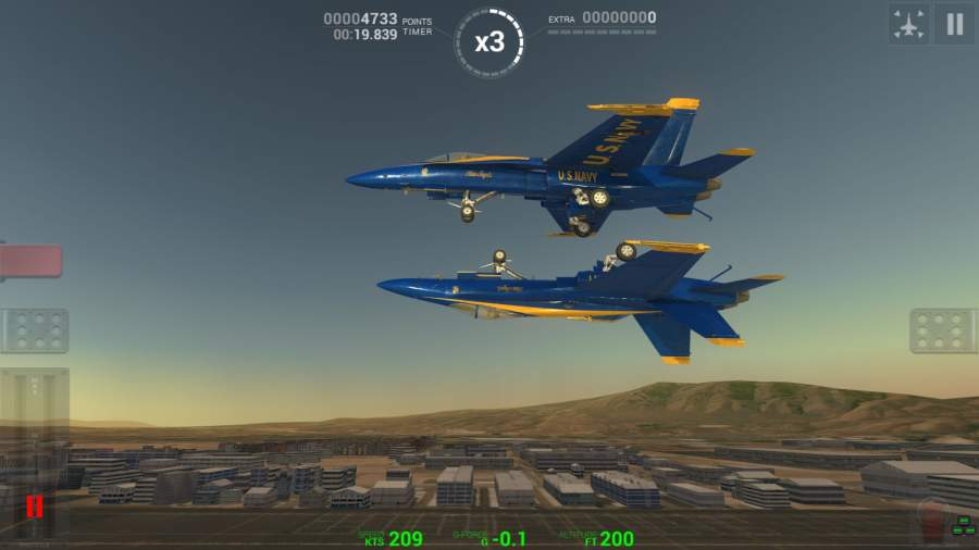 蓝色天使:特技飞行截图1