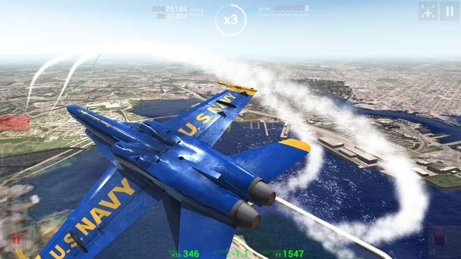 蓝色天使:特技飞行截图4